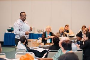 lan wilson, workshop, annual conference 2019
