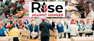 Rise Against Hunger, mission, meal packing