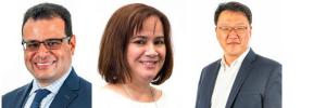 Three new district superintendents