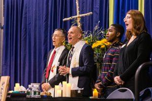 Special Session, A Way Forward, Bishop John Schol