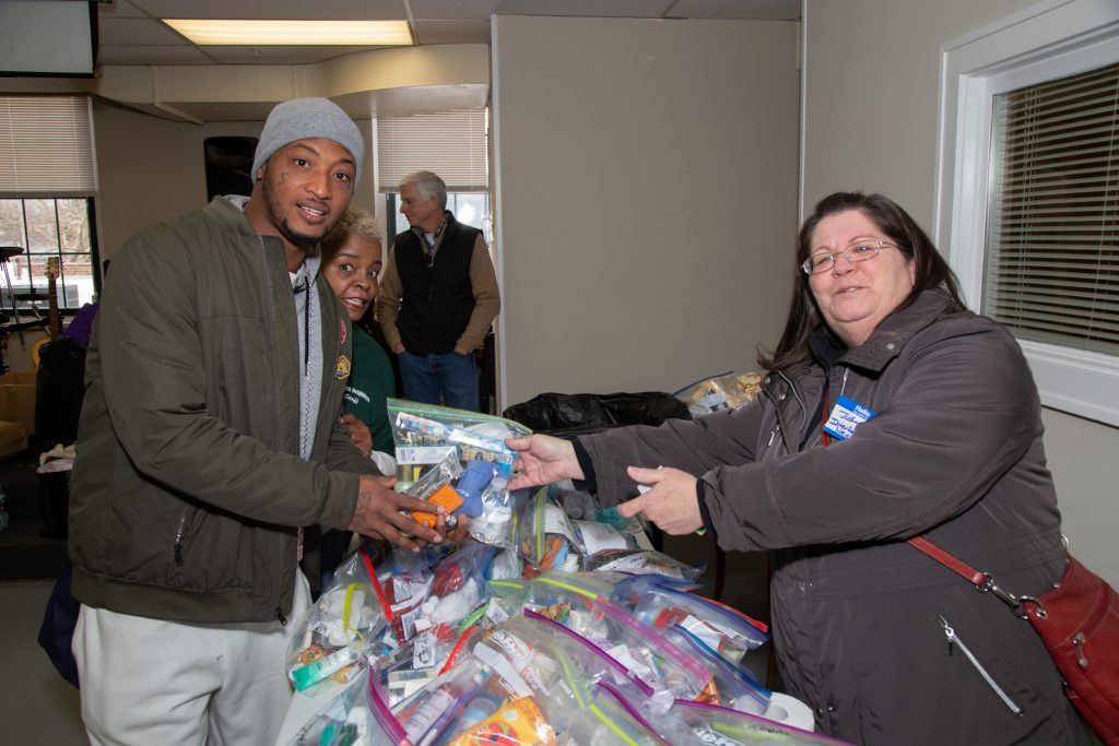 NJ Counts Project Homeless Connect 1-23-19