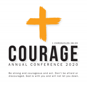 2020 Annual Conference, courage