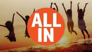 All In, Breakthough, worship resource